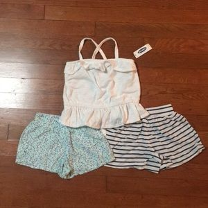 Old Navy / Baby Gap 3 piece set NWT